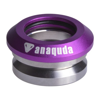 Anaquda Integrated Headset - purple