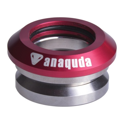 Anaquda Integrated Headset - red