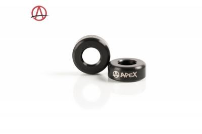 Apex Pro Scooter Bar Ends - Black