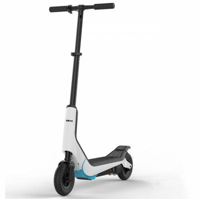 JD Bug Electric Scooter - Sports Series - White