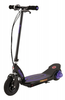 Razor Power Core E100 Electric Scooter - Purple