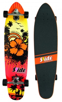 Slide Sunset Surf LongBoard
