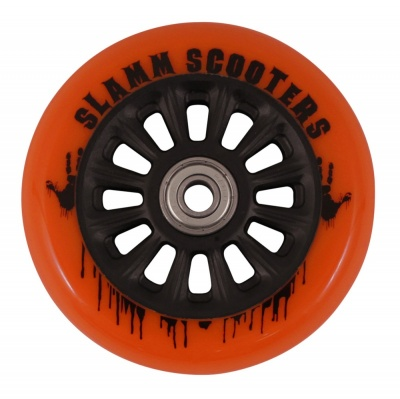 Slamm Nylon Core Wheel + ABEC 7 Bearings - Orange