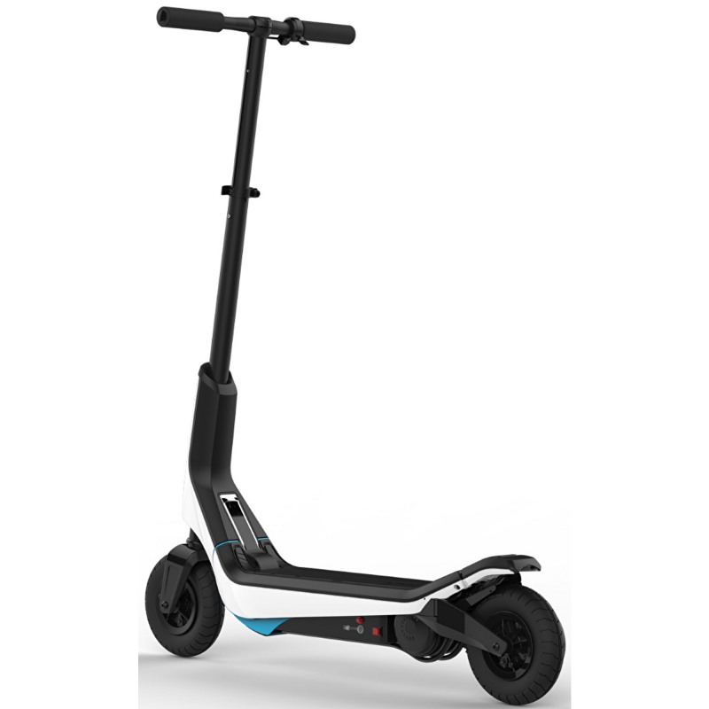jd bug electric scooter fun series white razorbase. Black Bedroom Furniture Sets. Home Design Ideas