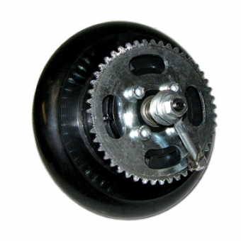 Razor E100 Complete Rear Wheel (Chain)